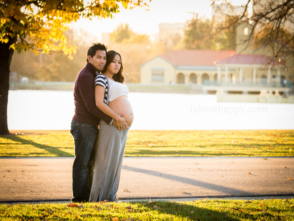 Pregnancy Photo Session Denver
