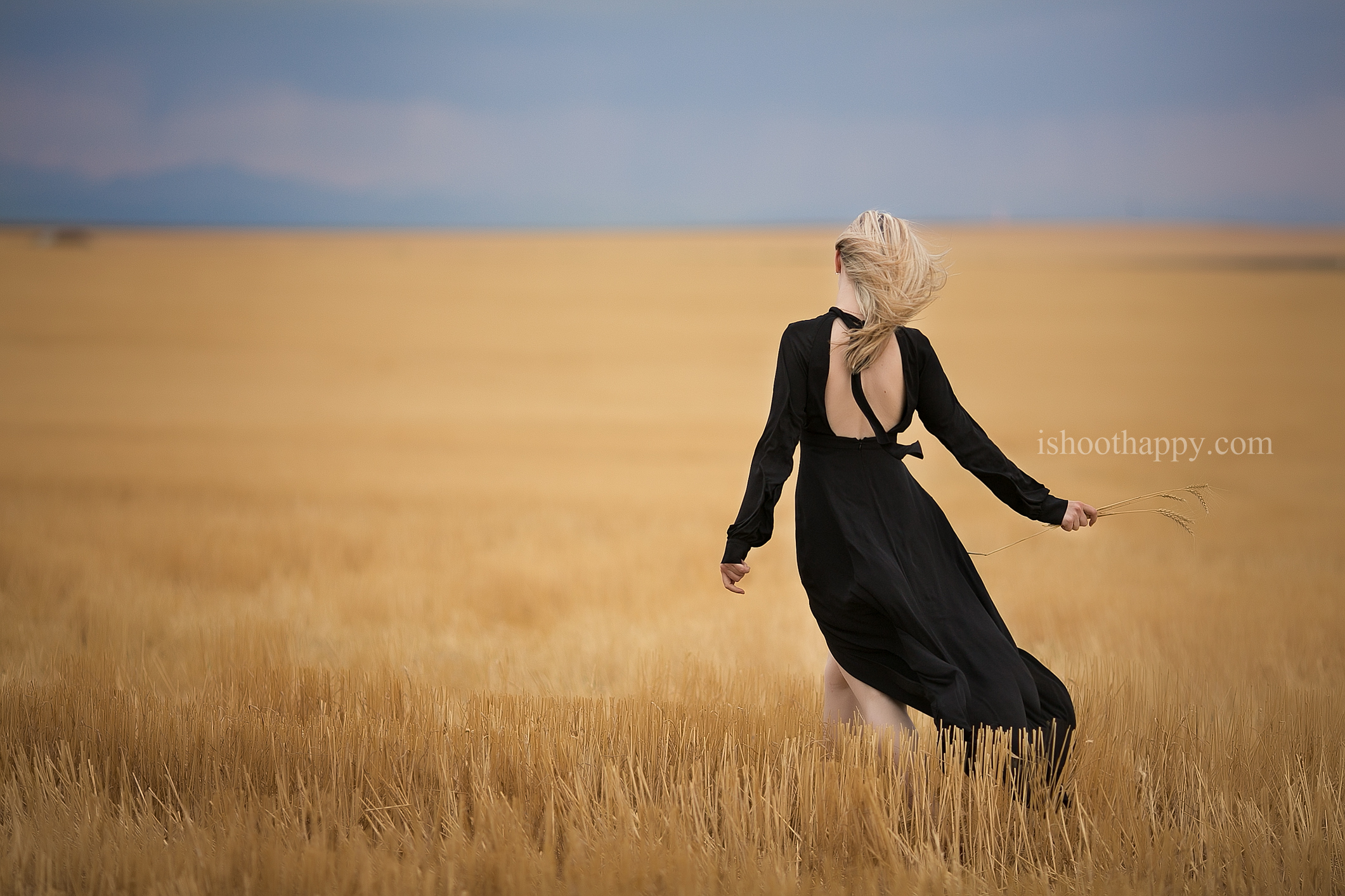 Beautiful portraits in Denver, best Denver photo, amazing portrait photography, gorgeous photographs, beautiful photography, field, wheat fields, wind, whimsical photography in Denver, portrait photography, fine art, wall art photography
